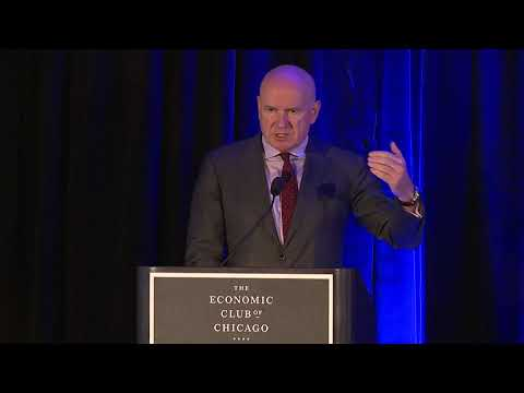 Gerard Baker, Editor-in-Chief, The Wall Street Journal, 11/16/17