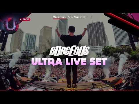 Borgeous Live at Ultra Music Festival Miami 2016