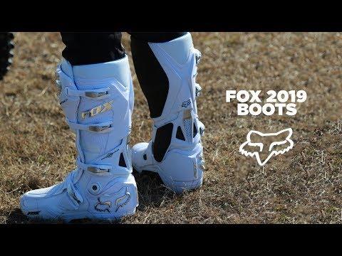 Fox 2019 Motocross Boots | MXstore.com.au