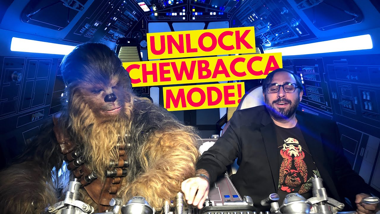 We Hacked Smuggler's Run to Experience a Secret Chewbacca Mode - Galaxy's Edge