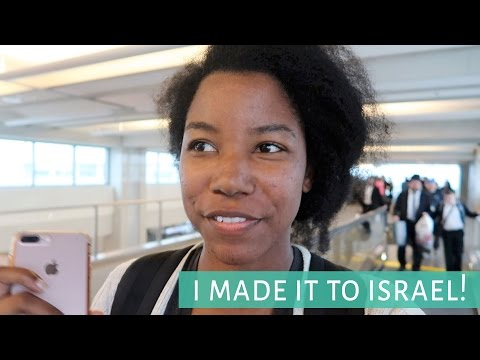 I made it to Israel! | VLOG 17