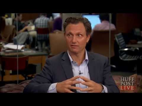 Tony Goldwyn and Marin Ireland - talking about The Divide and Scandal