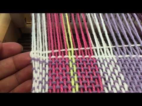 tartan-weaving