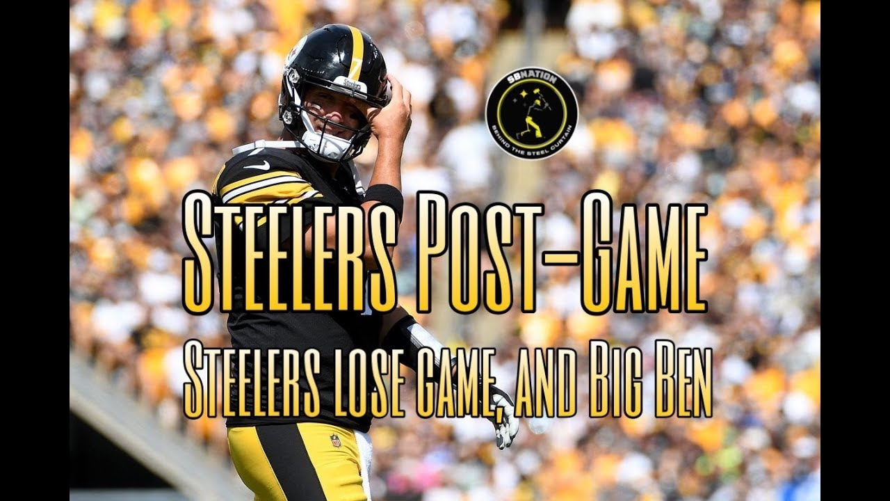 What The Steelers Said Following Their 28-26 Loss To Seattle