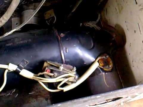 Печка ЗАЗ на солярке