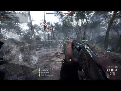 Battlefield 1 - The Battle of Argonne Forest with IMP Guys [ENG]