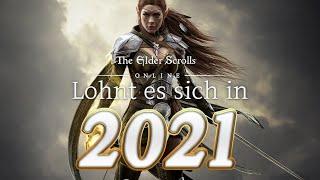 Lohnt sich ESO n๐ch in 2021??? | The Elder Scrolls online Review