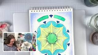 Budget vs Professional Watercolor Supplies (LIVE)