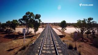 17 hours of The Ghan on SBS VICELAND