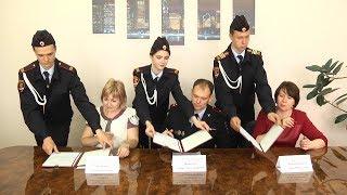 Соглашение об открытии кадетского класса в школе №28
