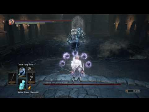 Fast Vordt Kill (NG+8) - Dark Souls 3