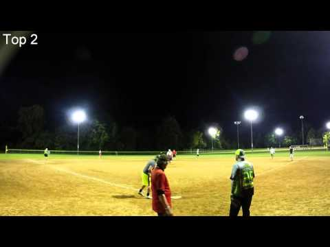 USSSA League night action! St Peters, MO