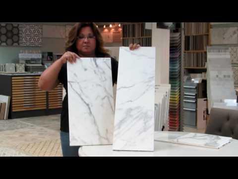 Marble Tiles: Natural Stone vs Porcelain