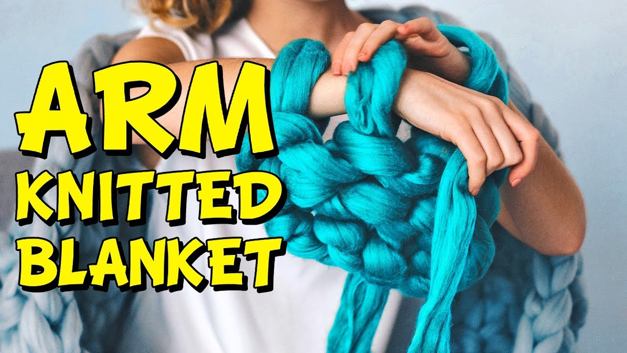This Cozy Chunky Blanket Will Make You Melt - YouTube