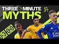 James Maddison: The Best Of The Rest? | Three Minute Myths