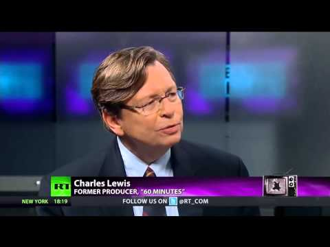 Fmr 60 Minutes Producer on What Drove Him to Quit | Interview with Charles Lewis