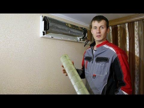Видео Ремонт кондиционеров в москве
