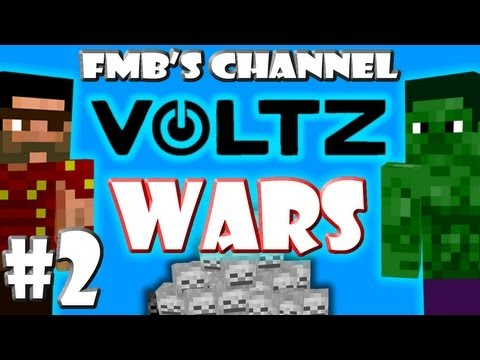Voltz Wars #2 Dirty Mushroom Cloud