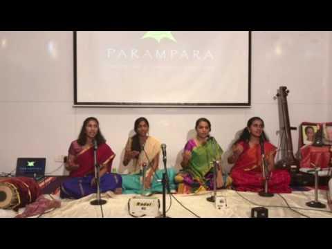 Parampara June 2017 performance 1