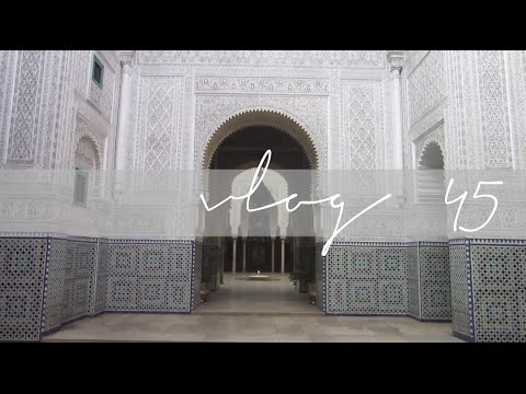 Vlog 45 - CASABLANCA IN ONE DAY