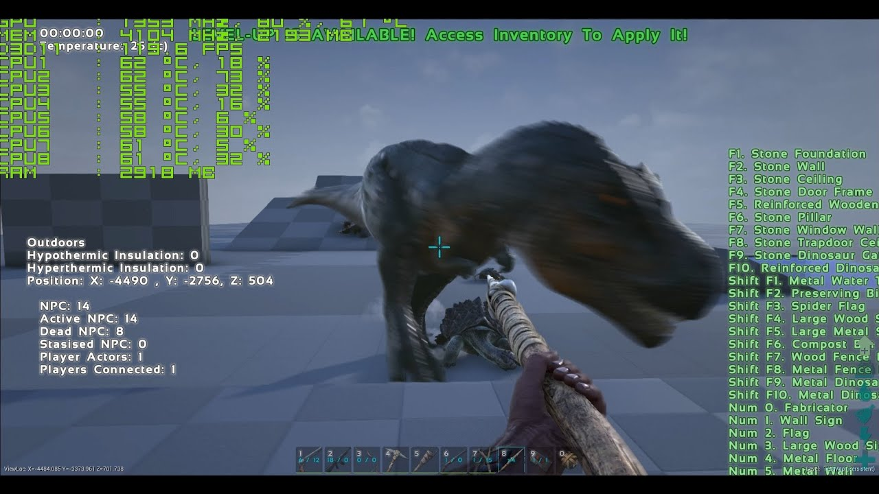 Unreal engine 4 481 ark survival evolved editor fun mods unreal engine 4 481 ark survival evolved editor fun mods devkit download link malvernweather Image collections