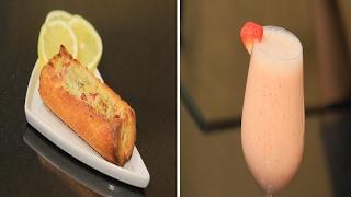 سندوتش قالب بيض بالجبنة - عصير برتقال بالفراولة   سندوتش وحاجة ساقعة حلقة كاملة