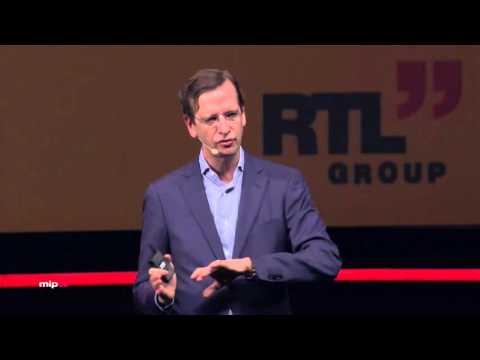 Keynote: Guillaume de Posch, RTL Group - MIPTV 2016