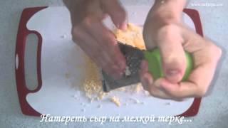 """Новый салат из крабовых """" Весенний бриз"""""""