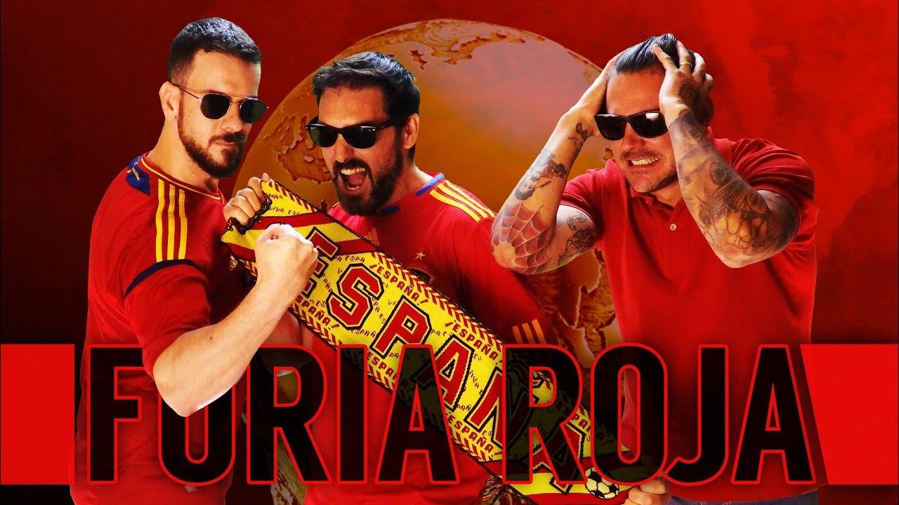 Furia Roja | Himno Selección Española | Morat, Juanes (Besos en Guerra)