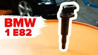 Cómo cambiar Juego de pastillas de freno BMW 1 Coupe (E82) - vídeo guía