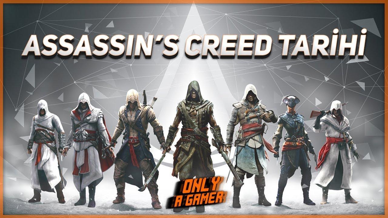 Geçmişten Günümüze Assassin's Creed | Zaman Yolculuğu