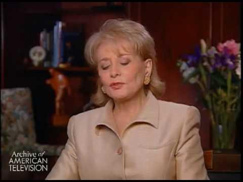 Barbara Walters on her Today show colleagues: Frank Blair, Jack Lescoulie, Joe Garagiola, John ...
