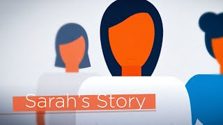 Sarah's Story: Improving essential services for survivors of violence against women and girls