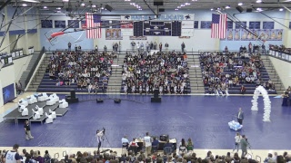 Har-Ber High School | Winter Homecoming Assembly