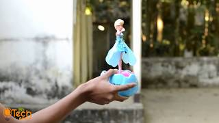 Flying Fairy Doll. Unboxing & Review.