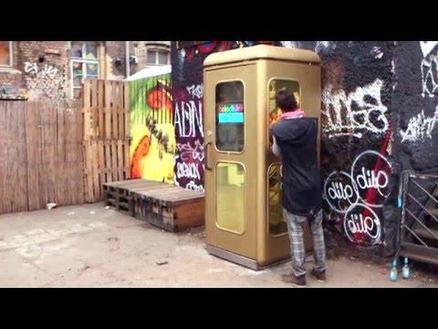 So tickt Berlin! Teledisko - die kleinste Disko der Welt