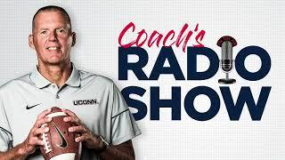 UConn Football Coach's Radio Show with Randy Edsall 09/04/2018