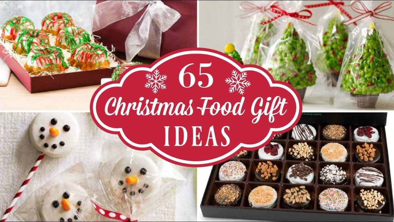 65 Best Christmas Food Gift Ideas Youtube