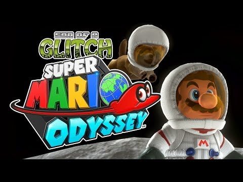Son of a Glitch - Super Mario Odyssey Trailer