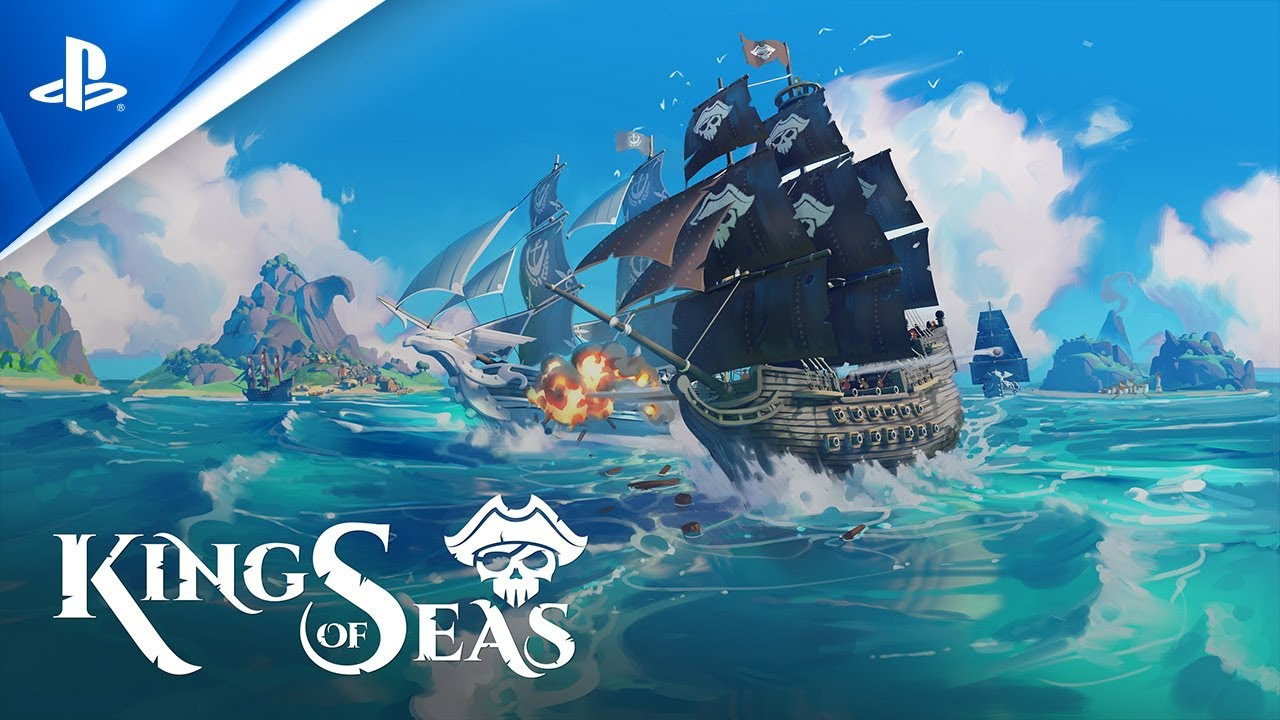 King of Seas - Gameplay Trailer | PS4