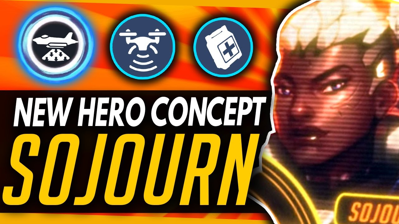 Download Overwatch | New Hero Concept: Sojourn - Support (Abilities, Ultimate & Inspiration)