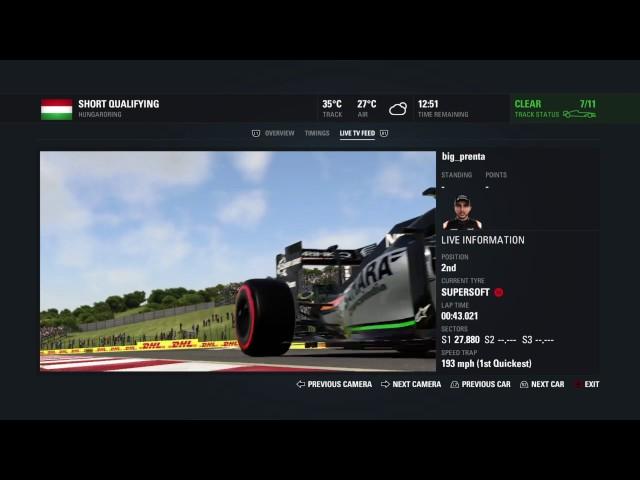 GP2 Hungarian GP (Part 1) - racestation.net