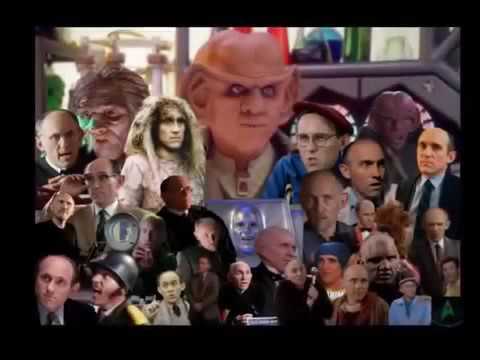 Many roles of actor Armin Shimerman