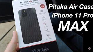 Pitaka Air Case iPhone 11 Pro Max