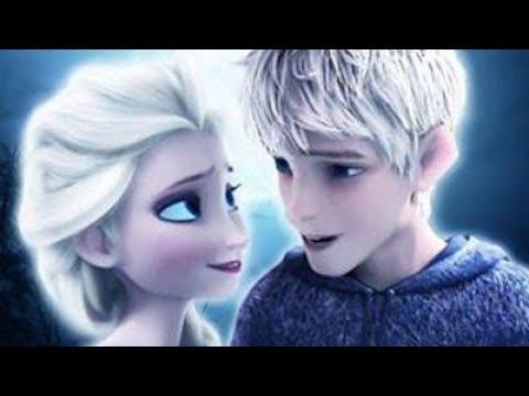 Эльза и Джек клип Голубые глаза - песня@Егор Крид