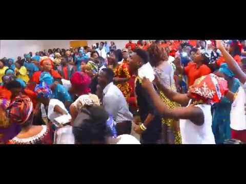 The best African Dance ever - Mbondo Style, 2017