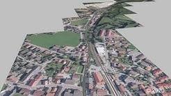 Verkehrssimulation zur optimierten Verkehrsplanung - Bayern