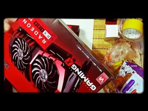 Обзор AMD Radeon RX 550 2 Гбайт