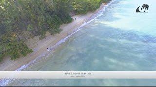 Секретный пляж N7, Пхукет, Таиланд / Secret Beach N7, Phuket, Thailand: обзор с дрона(Секретный пляж N7 - это секретный пляж, находящийся на востоке острова Пхукет на территории заброшенной..., 2016-08-01T17:30:01.000Z)
