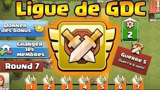 INFOS EXCLUSIVES LIGUE DE GDC | VIVEZ LA PREMIERE Ligue des GDC de A à Z |MISE A JOUR Clash of Clans